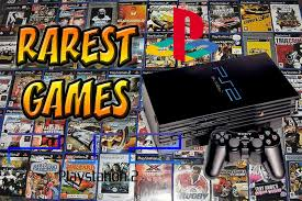 most expensive ps2 games