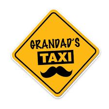 Yjzt 13 13cm Grandad S Taxi Cartoon Fun Car Window Sticker Decals Accessories Car Styling C1 8222 Car Window Sticker Car Window Decalscar Stickers Decals Aliexpress