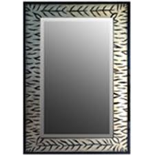 picture design rectangle wall mirror