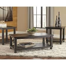mallacar table set of 3 by signature