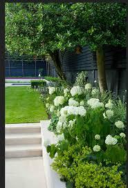 Black Fencing Green And White Garden Design Charlotte Rowe Garden Design