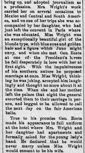 Ida Wright proposal - Newspapers.com