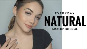 natural makeup tutorials 2016