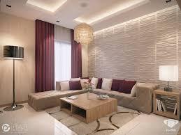 cream burdy living room interior