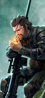 metal gear iphone wallpapers top free