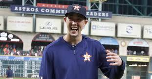 Astros insider: Aaron Sanchez and a nasty curveball ...