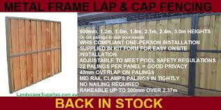 Timber Landscape Supplies Sydney Fencing Treated Pine Sleepers
