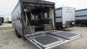 2019 cherokee grey wolf 22rr toy hauler