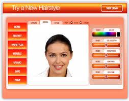 virtual hairstyles free app