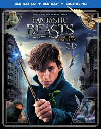 Fantastic Beasts and Where to Find Them [3D] [Blu-ray/DVD] [Blu-ray/Blu-ray  3D/DVD] [2016] - Best Buy