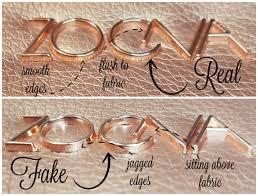 real vs fake zoeva rose golden luxury