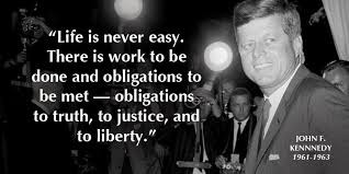 john f kennedy best quotes we need fun