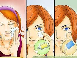 natural makeup look wikihow saubhaya