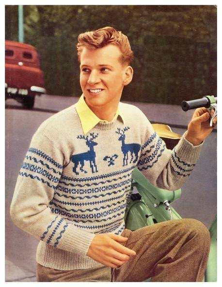 Image result for ugly christmas sweater 50's