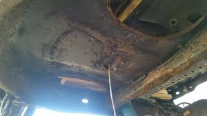 just did my rustproofing ranger