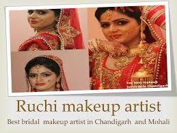 ppt make up artist in chandigarh