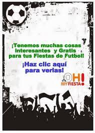Kit Para Fiestas De Futbol Para Imprimir Gratis Festa Infantil