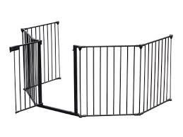 5pcs Safety Fence Play Pen Safety Gate Fire Guard