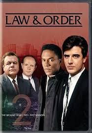 Law & Order: the Second Year by Daniel Sackheim, Don Scardino ...
