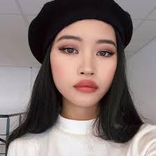 makeup ulzzang saubhaya makeup