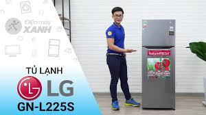 Tủ lạnh LG GN-L225S giá rẻ, có trả góp 06/2020