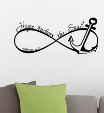 Infinity Hope Anchors The Soul Hebrews 6 19 Simple Expressions Arts