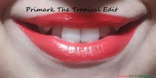 primark ps liquid matte lipsticks the