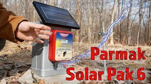 Parmak Solar Pak 6 Review Our Affordable Electric Fence Solar Energizer Youtube