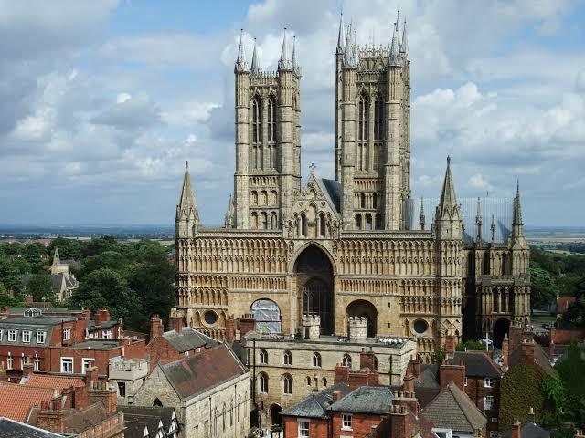 """Resultado de imagem para Castelo de Lincoln, Lincolnshire, Inglaterra"""""""