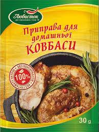seasoning for homemade sausage 30g ᐉ