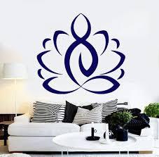 Buddha Yoga Meditation Wall Decals Wallstickers4you
