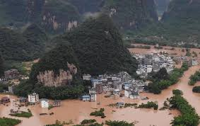 China's Worsening Floods Highlight Extreme Weather Threat