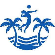 Beach Volleyball 4 Vinyl Decal Car Window Sticker Avp Outdoor Fivb Olympic Ebay