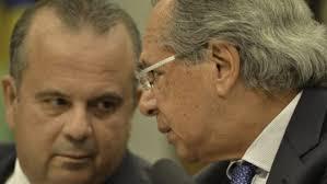 Território Livre – Tribuna do Norte | Apesar do climão, não teve bate-boca  entre Rogério Marinho e Paulo Guedes (video)