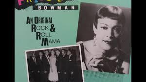 Priscilla Bowman - Hootie Blues - YouTube