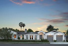 california ranch style home home