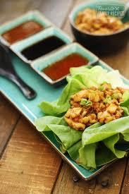 pf changs lettuce wraps favorite
