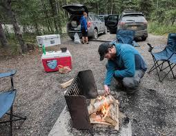 Campfires U S National Park Service