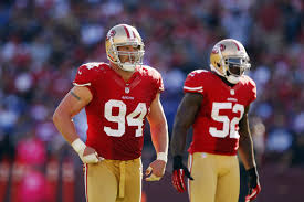 San Francisco 49ers: Justin Smith Versus Patrick Willis in the Hall of Fame  | Bleacher Report | Latest News, Videos and Highlights