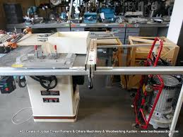 Jet Jtas 12x3lfr 12 Tilting Arbor Saw With Wi Shop Fox Aluma Classic Iso 9001 Certified Fence Sys