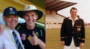 Former Australian Test wicketkeeper ...