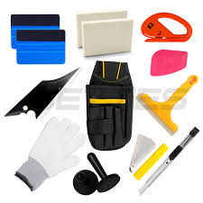 Combo Pro Tool Kits Car Vinyl Wrap Squeegee Tools Sticker Decals Installation Installation Tool Vinyl Install Toolsinstallation Kit Aliexpress