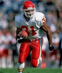 Today in Pro Football History: MVP Profile: Priest Holmes, 2002