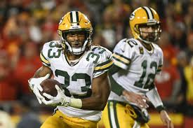 Aaron Jones, Not Aaron Rodgers, Is Driving the Packers Offense | Bleacher  Report | Latest News, Videos and Highlights