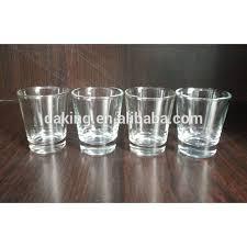 low moq unique shot glass set