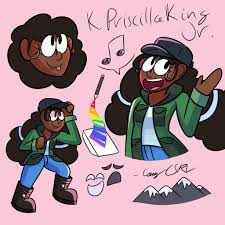 K. Priscilla King, Jr. by CanaryCasserole on DeviantArt