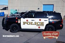 Guidelines For Marked Police Vehicles Designs And Graphics