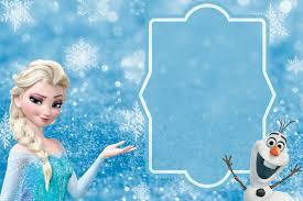 Tarjetas Frozen Buscar Con Google Invitaciones De Frozen