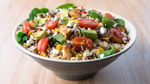 southwest grain bowl mad greens
