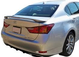 Lexus Gs350 Painted Rear Spoiler Wing Fits 2013 Models